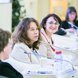 What was at the conference «Russia – EU: Dialogue on Social Partnership and CSR»?
