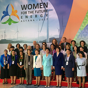 WOMEN FOR ENERGY OF THE FUTURE