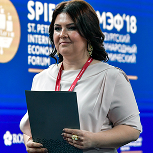 'WOMEN IN BUSINESS' AGENDA DISCUSSED PRIOR TO SPIEF 2018 OPENING