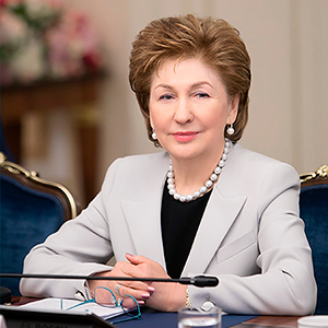 Galina Karelova Elected Deputy Chairperson of the Federation Council Once Again