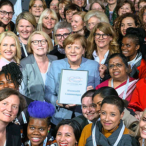 History of the W20: Setting a Course for an Economy Where Women Count