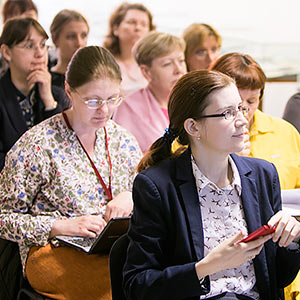 RAS to Tell about Women Scientists of Russia at the Eurasian Women's Forum