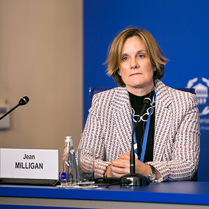 JEAN MILLIGAN: THE WORLD PARLIAMENT