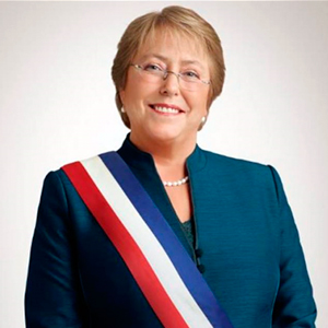 MICHELLE BACHELET: THE FIRST WOMAN-PRESIDENT OF CHILE