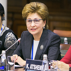 26TH SESSION OF THE FORUM OF WOMEN PARLIAMENTARIANS