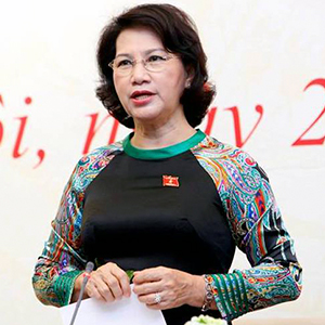 NGUYEN THI KIM NGAN: POLITICS AND CONCERN FOR CHILDREN