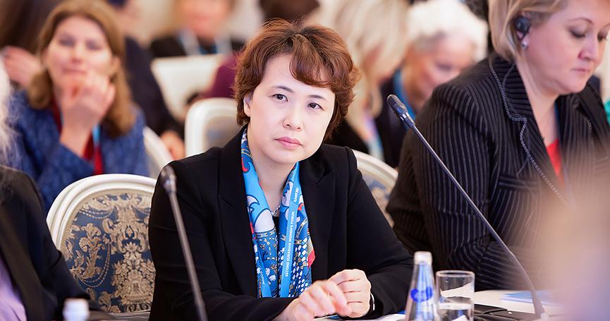 Ким Сон Мён – директор «Пушкинского дома» в Корее