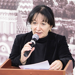 "Barbara Dietrich: ""I am in Russia to Erase Boundaries Between Countries"""