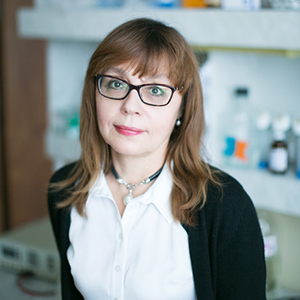 OLGA DONTSOVA AND LOVING TELOMERASE