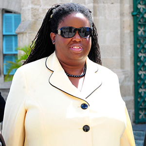 KERRYANN IFILL: FIRST WOMAN TO CHAIR THE SENATE OF BARBADOS