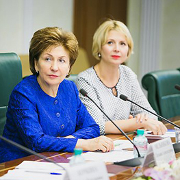 "Information & Awareness-raising web portal ""Russian Women's Community"", a project by a task team (committee) of Eurasian Women's Forum"