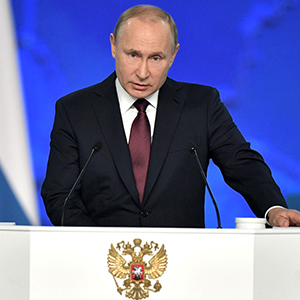 Vladimir Putin on Russia's Social Policy