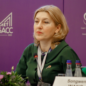 Women and Economy. Projects and Initiatives of Russia